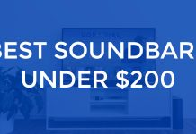 Best Soundbar under 200