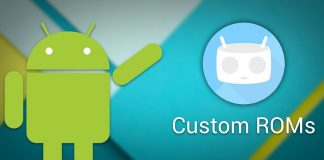 Custom Android ROMs