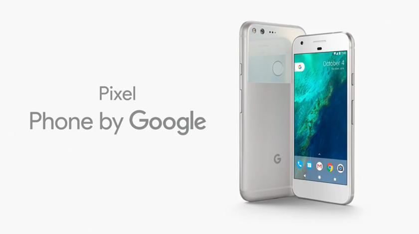 Google Pixel and Pixel XL