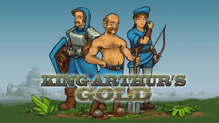 King Arthur Gold