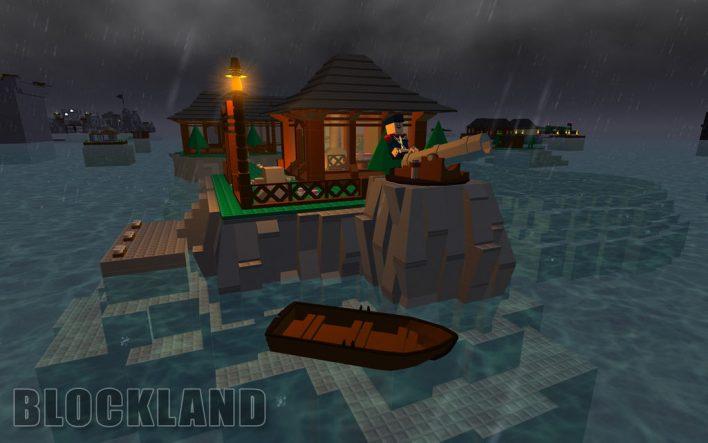 Blockland : Games Like Terraria