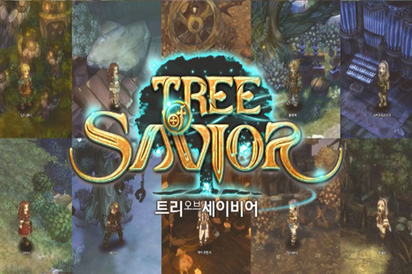 Tree of Saviour : Games like Maplestory