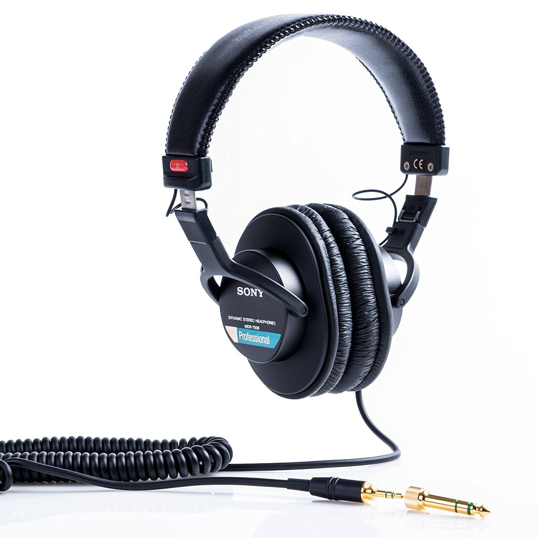 Sony MDR – 7506 Studio Headphone