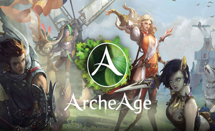 Archage : Games like maplestory