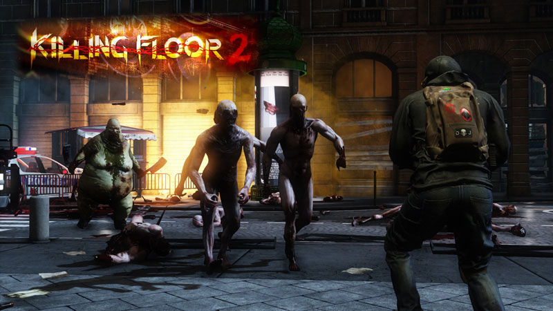 Killing Floor 2 - Horror Games
