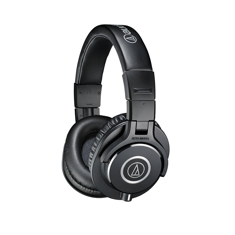 Audio Technica ATH - M40X Studio Headphone
