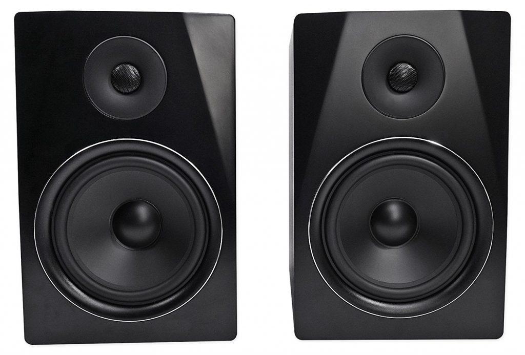 Rockville APM8B Monitor Speakers