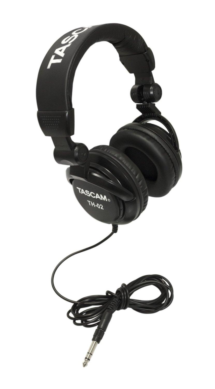 TASCAM TH – 02 Studio Headphone