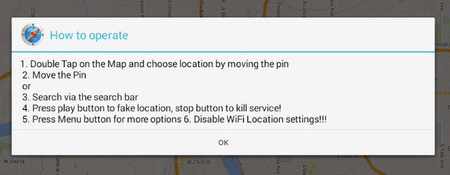 Fake GPS Instructions : Pokemon go on pC
