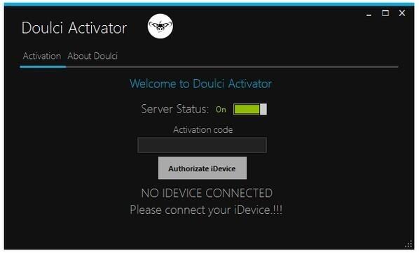 Doulci Unlocking Tool
