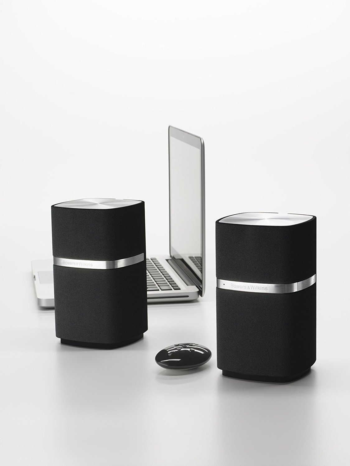 Bowers & Wilkins MM-1 Hi-Fi Computer Speakers, Black