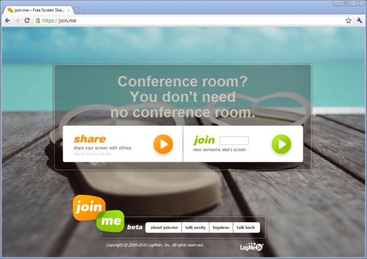 join.me teamviewer alternatives
