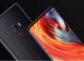 Xiaomi Mi MIX 2 Full Specifications