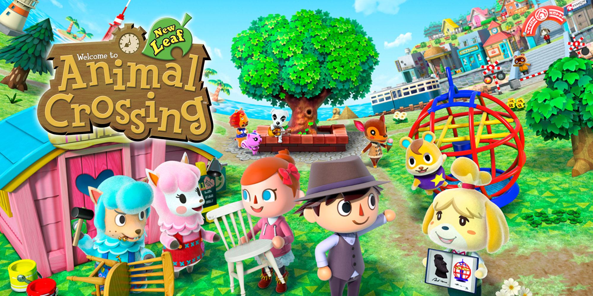 animal_crossing : Games like harvest moon