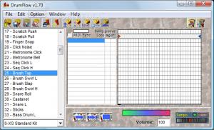 Drumflow Beat Making Software