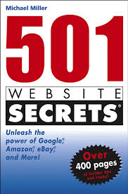 501 website hacking secrets: hacking books