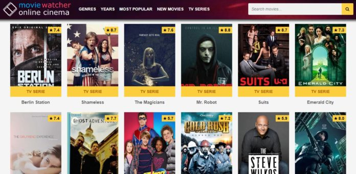 top 10 sites like couchtuner website used to watch tv series online