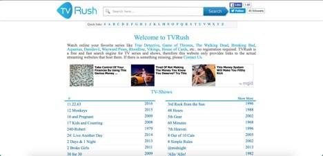 Tvrush