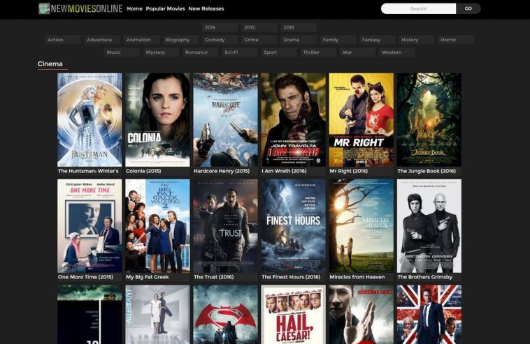 NewMoviesOnline: Sites like PrimeWire