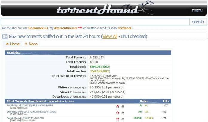 Torrent Hound