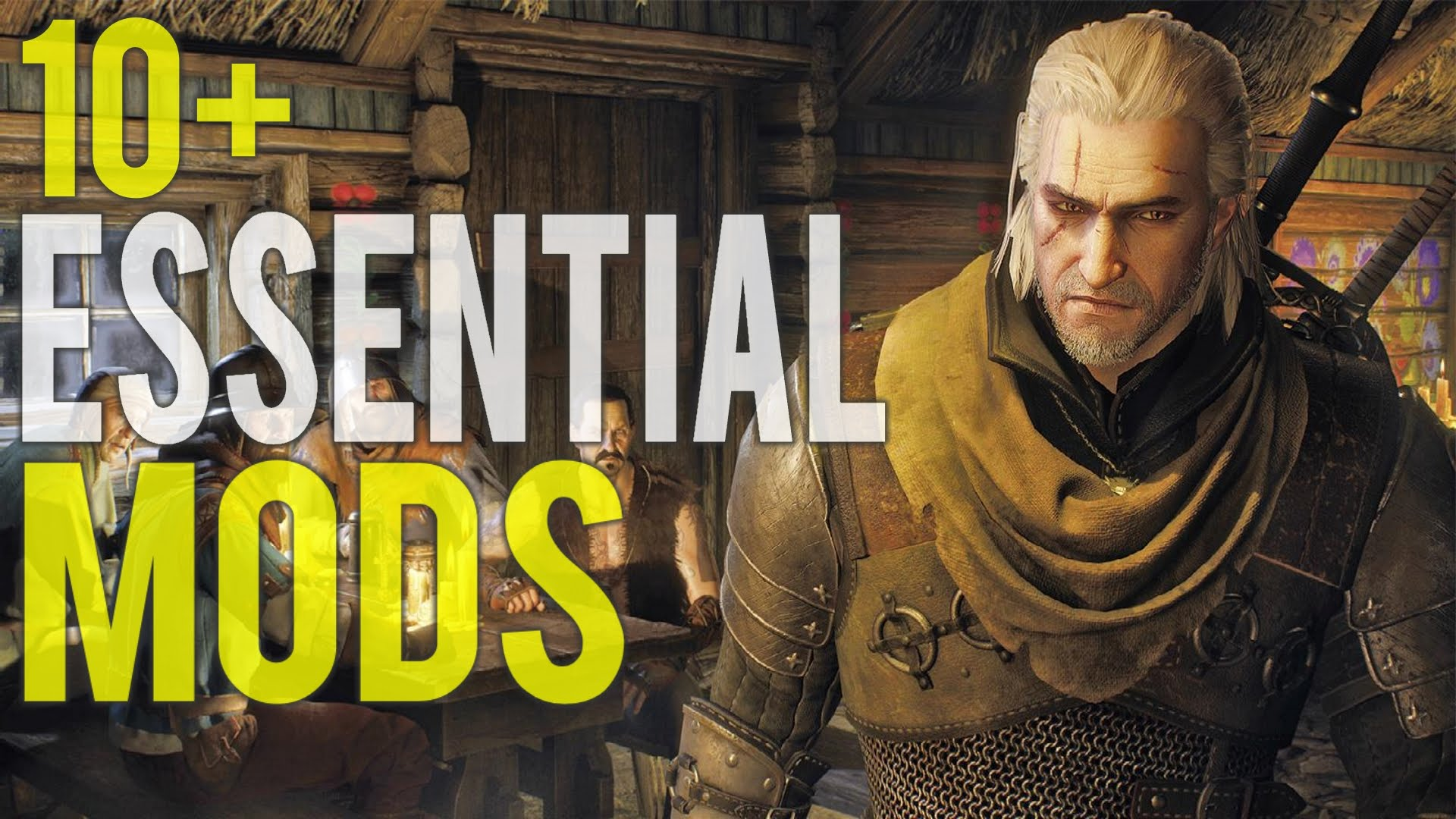 Witcher 3 Mods you must get to know in 2019 (Top 10 Picks)