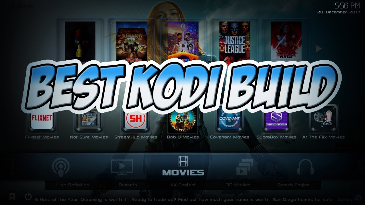 Best Kodi Build For Firestick 2020.Top 10 Best Kodi Builds For Firestick Android And Krypton
