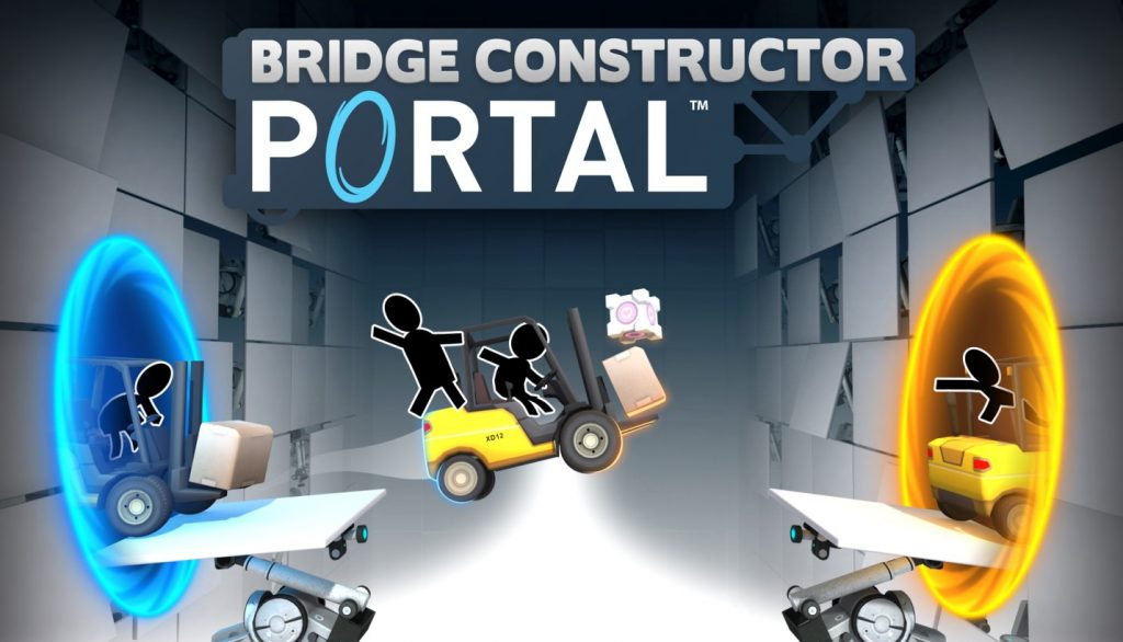 Bridge Constructor Portal – Paid
