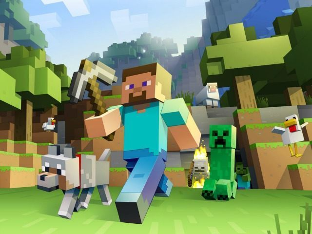 Minecraft : GAMES LIKE ROBLOX