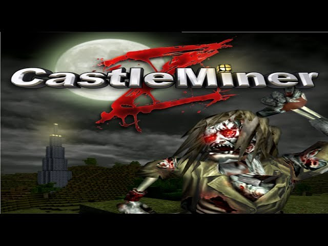 CastleMiner : Games like roblox