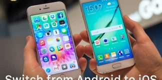 switching from iPhone to Android
