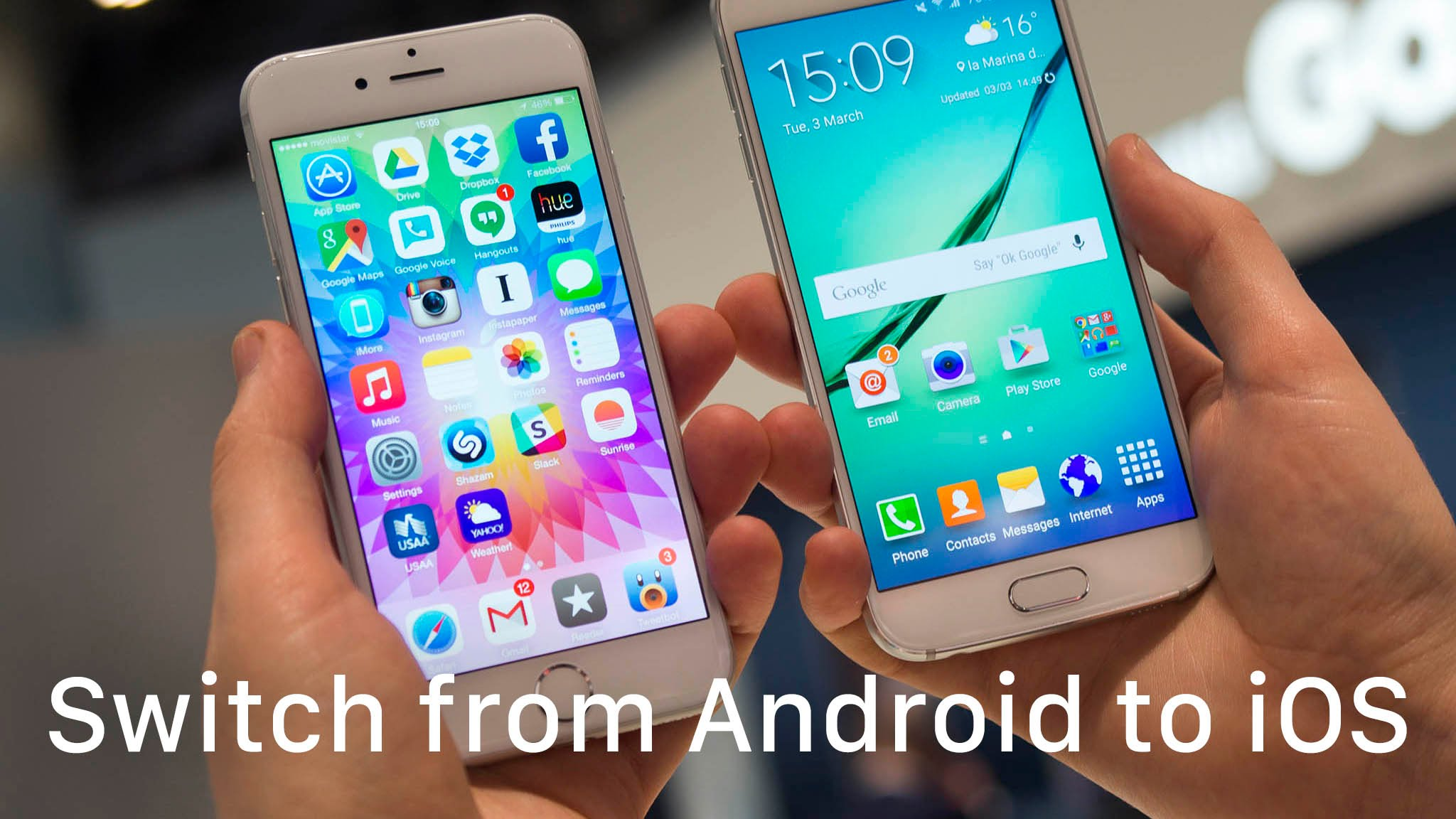 changing from iphone to android how to go for switching from iphone to android easily 16790