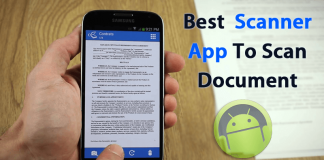 best scanner app for android