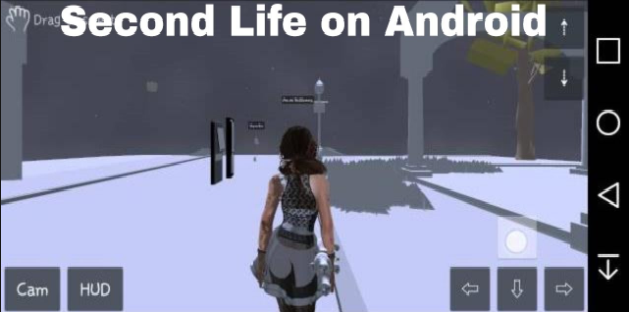 games like second life for android