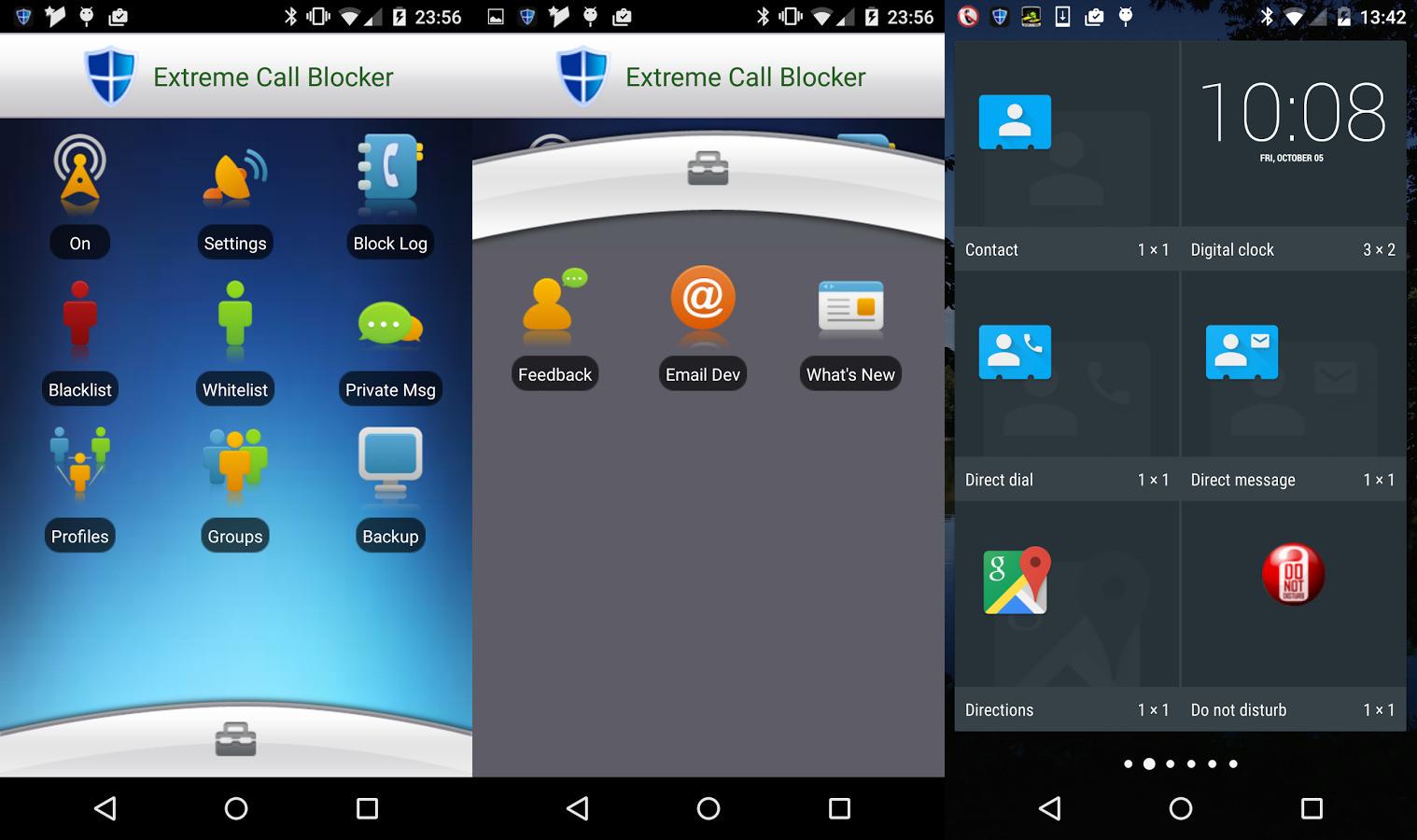 Blocker app | 5 Antennas 4G Wimax Blocker