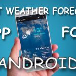 Best Weather App for Android