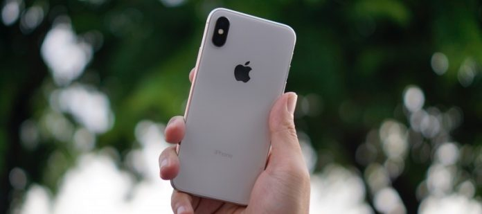 how to hard reset iPhone X