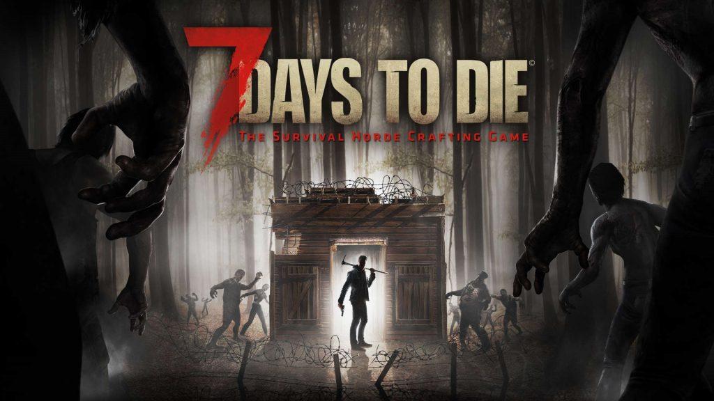 7 days to die:Games like rust