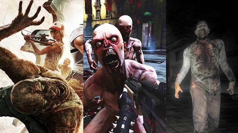 Top 5 Zombie Horror Survival Games like Rust to play