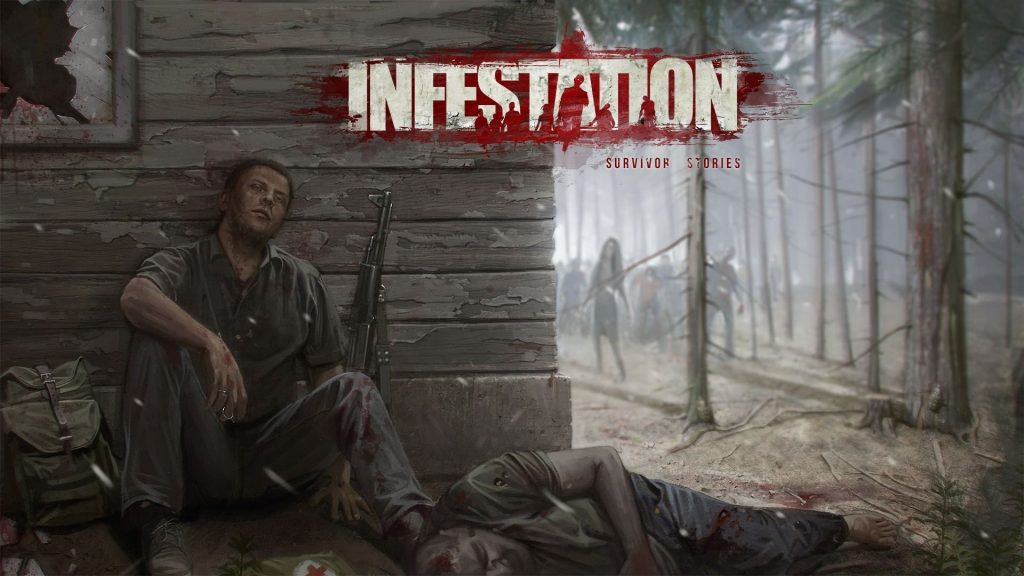 Infestation:Games like Rust