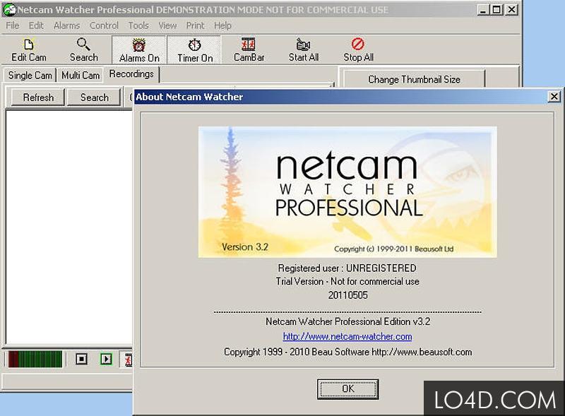 Netcamwatcher pro