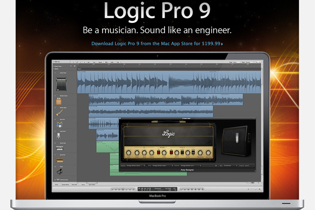 Apple Logic Pro 9 Studio