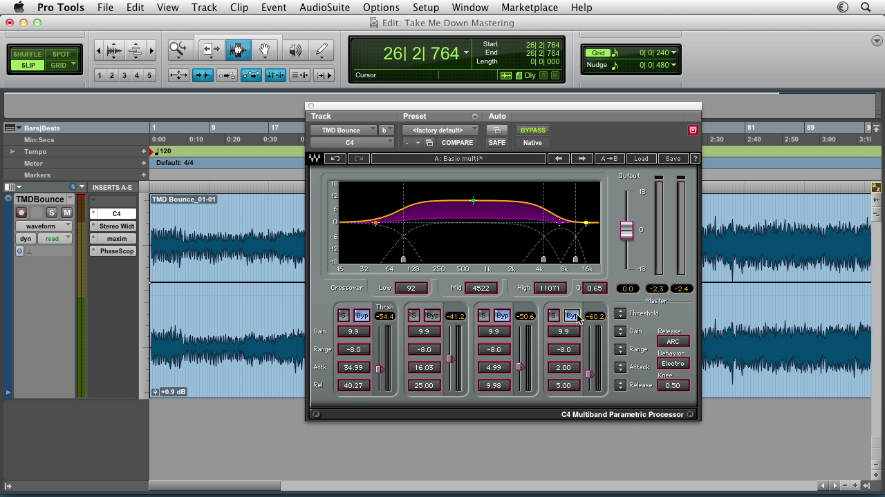 Pro Tools 10 Audio Recording and Editing Software