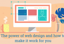 power of web design