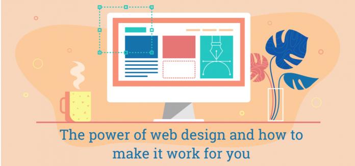 power of web design