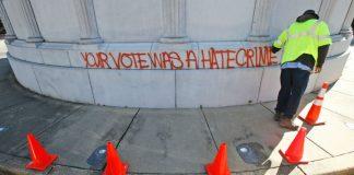 Fake Hatecrime
