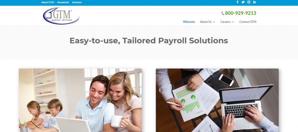 nanny payroll services