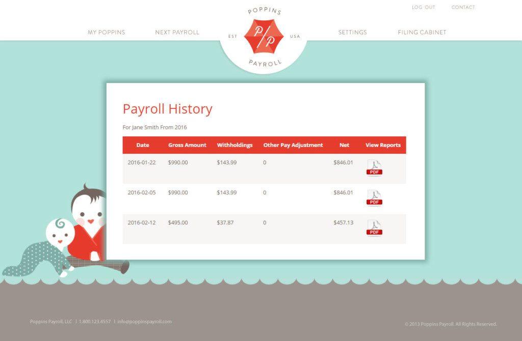 Poppins Payroll