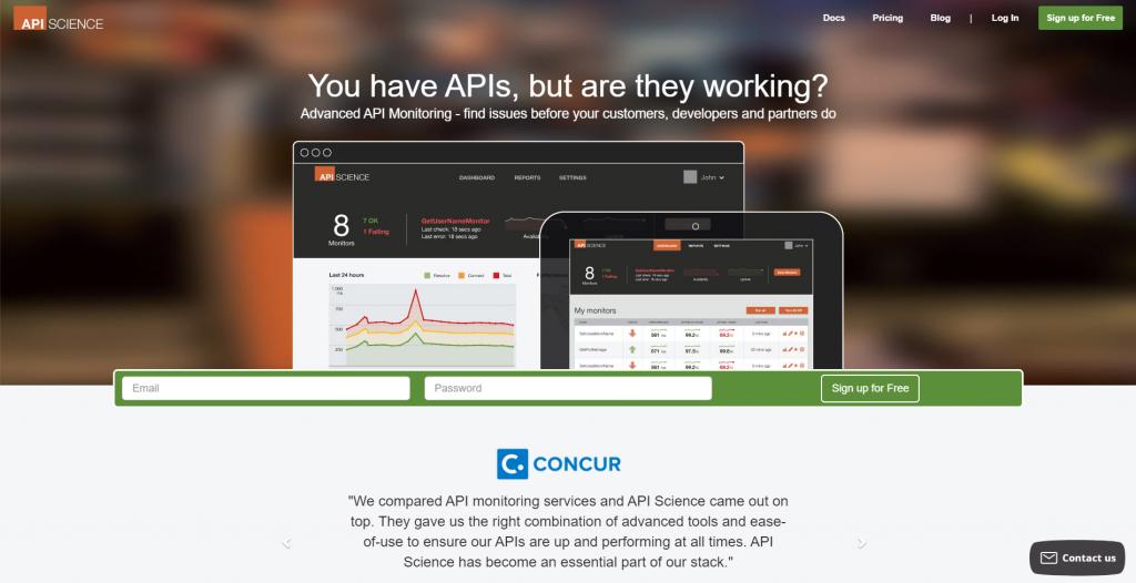 API Science